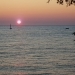 Sunset at Bayfield, Ontario
